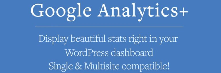 plugin google analytics plus