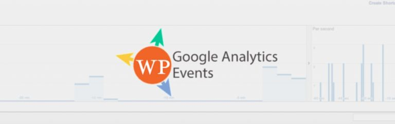 plugin wp google analytics event