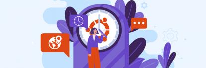 tutorial mostra como modificar o fuso horário no ubuntu