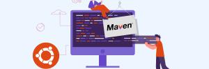 ilustração de tutorial sobre install maven ubuntu