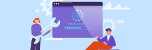 ilustração sobre como instalar wordpress ubuntu