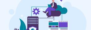 tutorial ensina como hospedar um site
