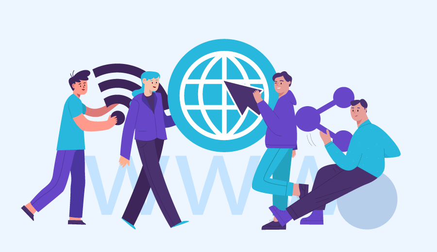 O Que é a Rede Mundial de Computadores