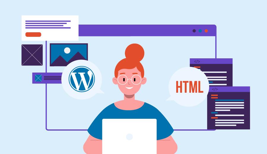 WordPress ou HTML – Qual Usar para Criar seu Site