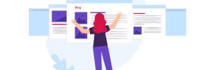 qual a diferença entre site e blog