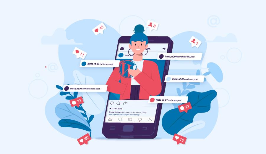 Os 16 Melhores Plugins do Instagram para WordPress em 2020