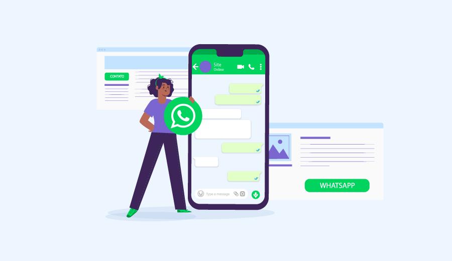 6 Melhores Plugins de WhatsApp para WordPress (Mais Usados)