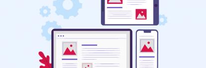 artigo mostra os 40 melhores modelos de template para criadores de site