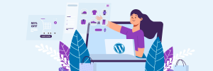 artigo mostra os 10 melhores templates de loja virtual do wordpress