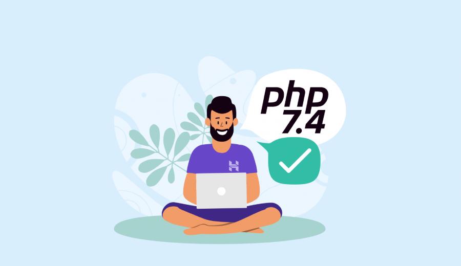 Apresentando PHP 7.4: Desempenho, Recursos, Descontinuações