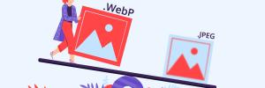 tutorial ensina o que é webp e as suas vantagens