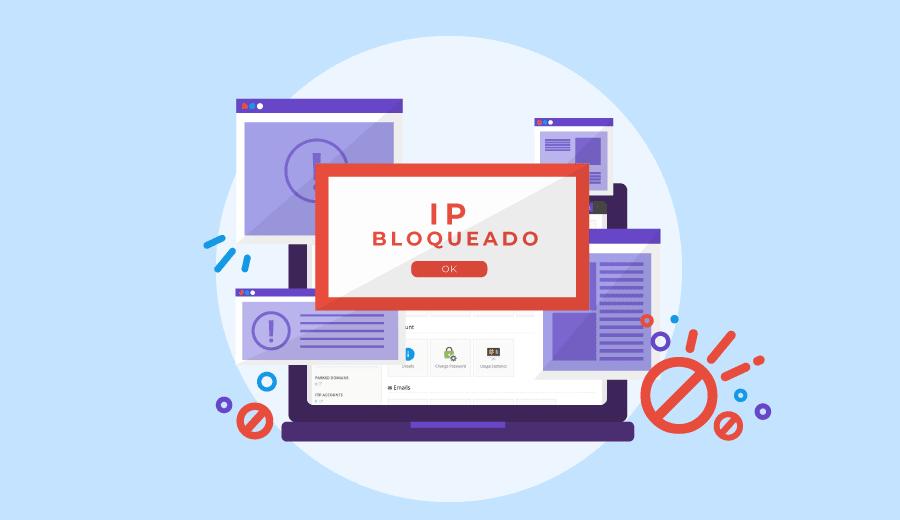 Como Bloquear um Endereço de IP pelo hPanel
