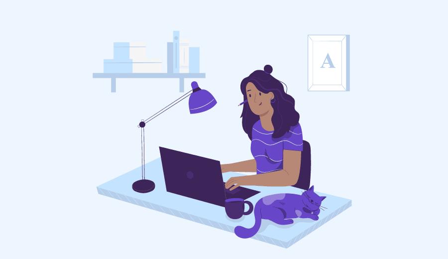 Como Trabalhar em Casa: 6 Dicas da Hostinger para Aumentar sua Produtividade