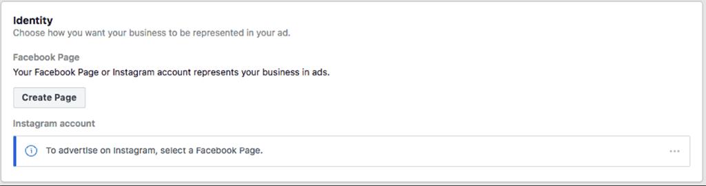 tela para definição do público-alvo da campanha do facebook
