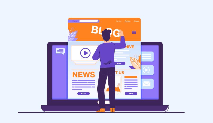 Como Criar Um Blog – Guia Rápido Para Iniciantes
