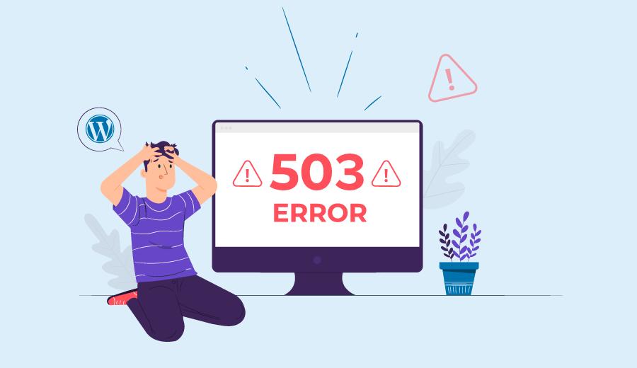 Como Depurar e Corrigir o Erro 503 Serviço Indisponível no WordPress