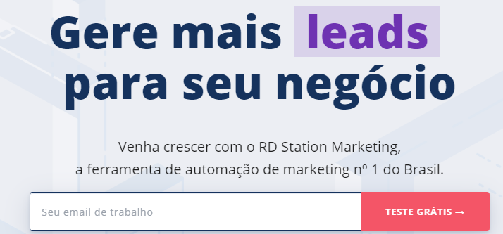 ferramenta de email marketing rd station