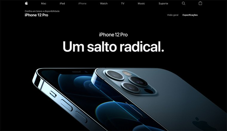 loja online da apple