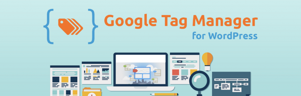 google tag manager para wordpress